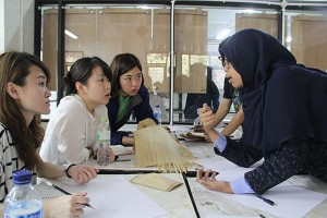 Workshop DP ITB-MAU_2